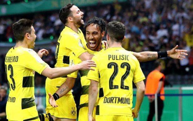Боруссія Д - володар Кубку Німеччини