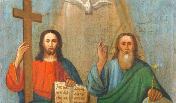 Православні  святкують Трійцю