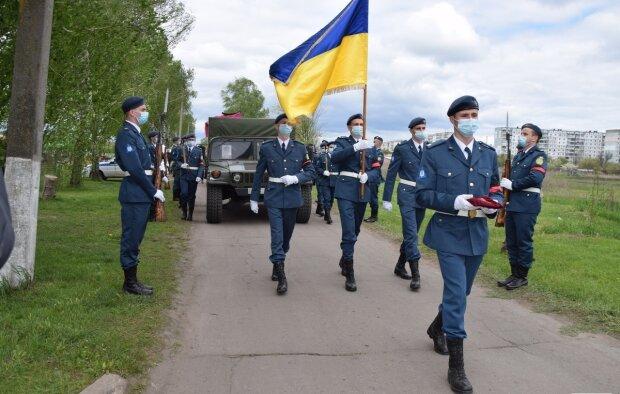 похорон Віктора Городниченка, фото АрміяInform