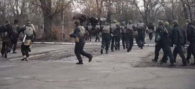 Украинские военнослужащие, скриншот: facebook.com/pressjfo.news