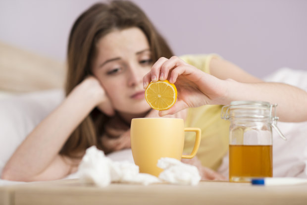 Краще не ризикувати: під час застуди забудьте про ці ласощі
