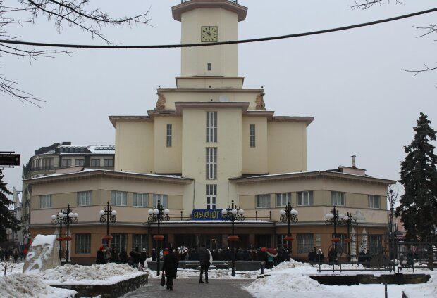 Погода у Івано-Франківську, фото: Уніан