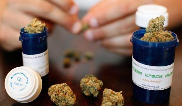Легалізація марихуани розорила фармацевтичні компанії