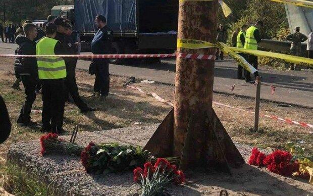 Авиакатастрофа под Чугуевом, фото Нацполиция