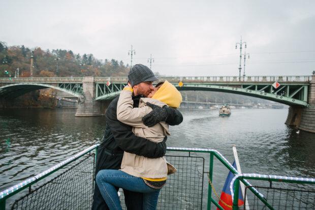 Влюбленные, фото Знай.ua