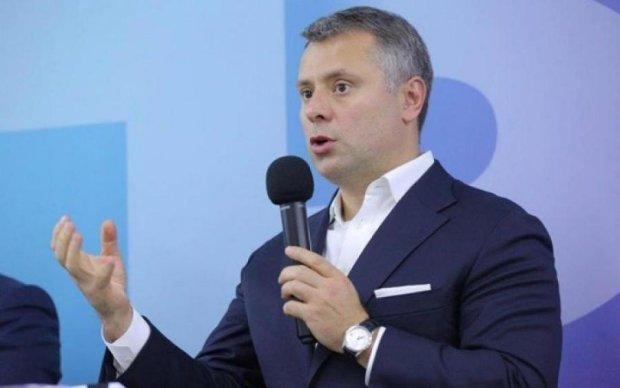 Нафтогаз іронічно привітав Газпром з Днем дурнів