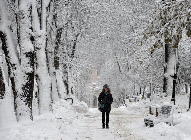 Шалена стихія дає українцям потужного прочухана: Сайлент Хілл і морози -17