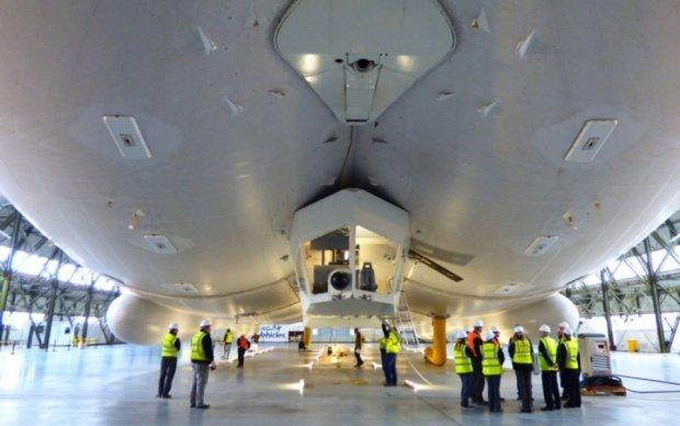 Китайці успішно випробували гігантський літак-амфібію