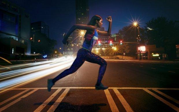 Nike створила костюми для нічного спорту
