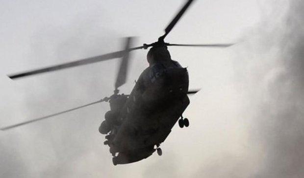 Гелікоптер НАТО розбився в Афганістані, є загиблі