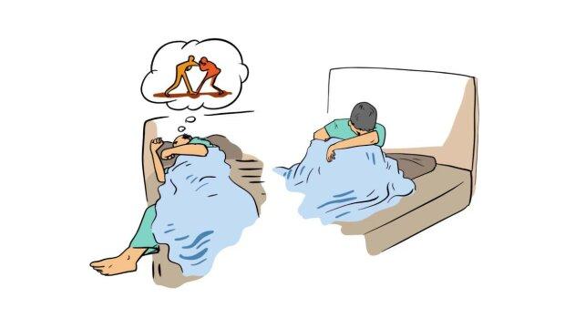 Деретесь во сне? Пора к психиатру, и вот почему