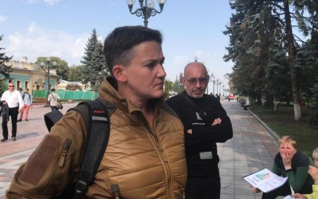 Фото кривавої ДТП Савченко потрапили в мережу