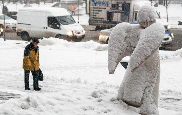 Ура, сніжок! Київ перетвориться на зимову казку 23 січня