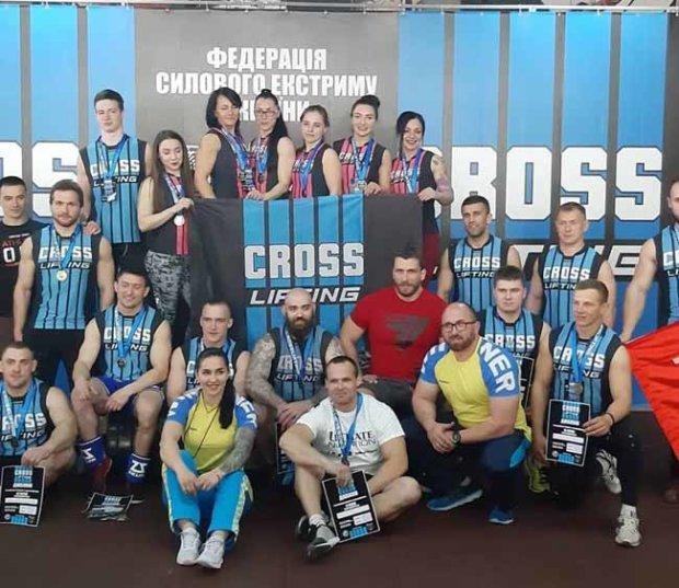 В Харькове прошел Чемпионат Украины по кроссфиту