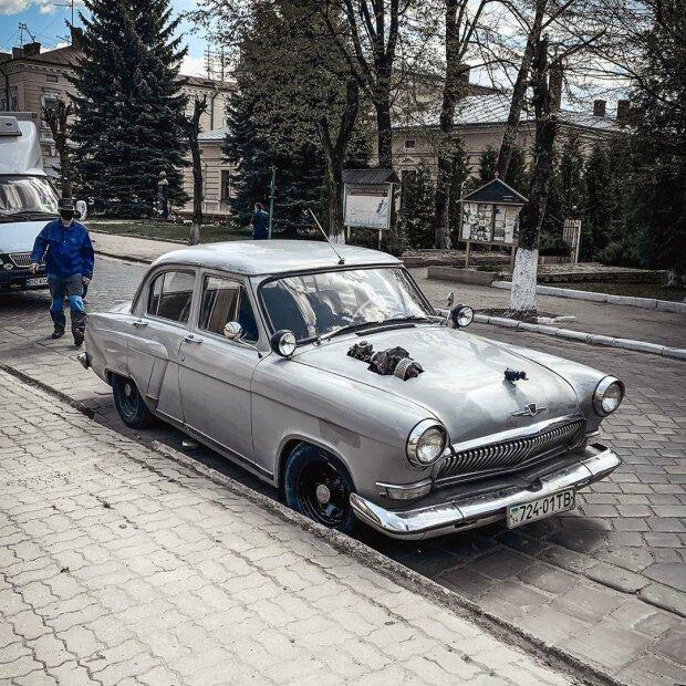Волга, скриншот из Instagram