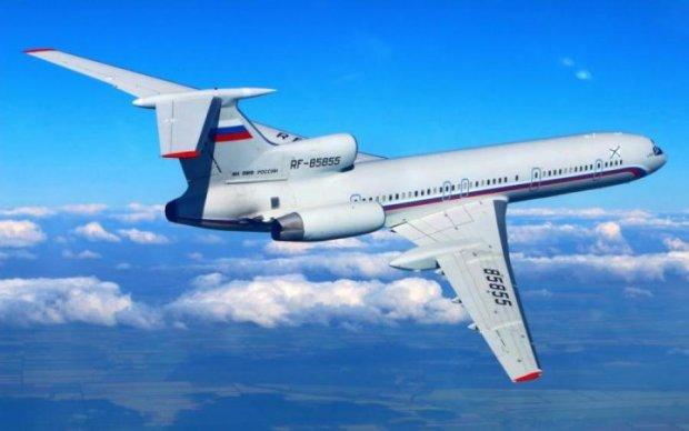 На борту російського літака стався черговий дикий інцидент