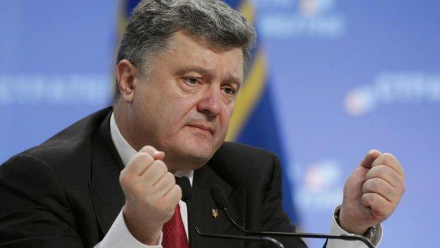 Порошенко ошарашил новым законом: очистит Донбасс от мусора