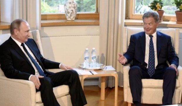 После Украины Путин будет наступать на Финляндию