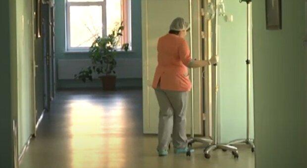 Больница, кадр из видео, изображение иллюстративное: YouTube