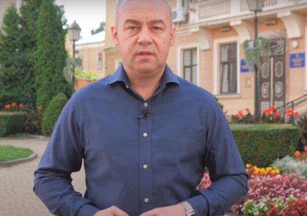 Мэр Тернополя Надал подхватил коронавирус