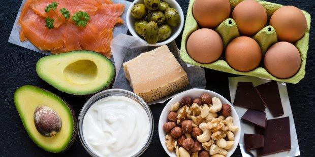Топ-9 углеводных продуктов, которые можно есть, если вы на кетодиете
