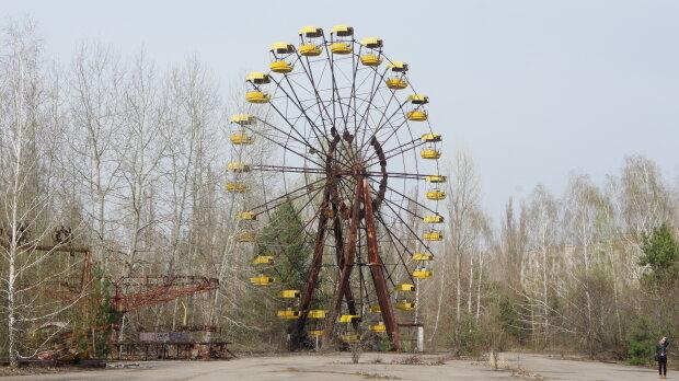 Українцям показали скарб Чорнобильської зони з висоти пташиного польоту, - унікальні кадри