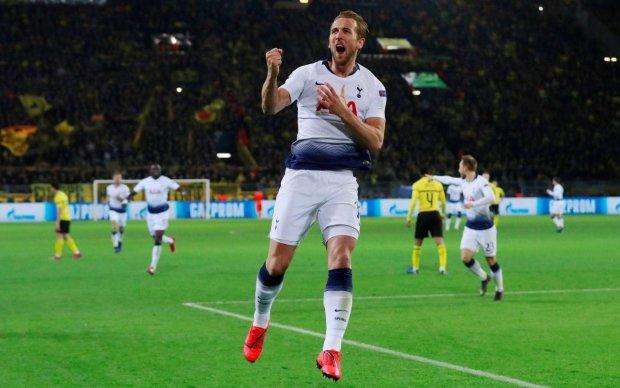 Кейн после гола Боруссии установил исторический рекорд
