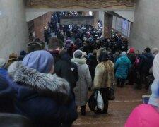 Метро у Харкові, фото: Уніан