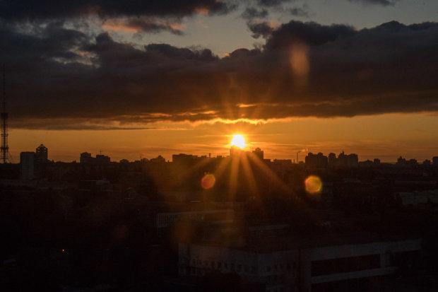 Погода на 27 сентября: солнце светит, но не греет