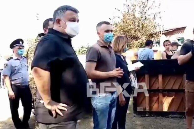 """На Харківщину """"гасити"""" пожежі прилетів Аваков: """"Ну, тримайтеся"""""""