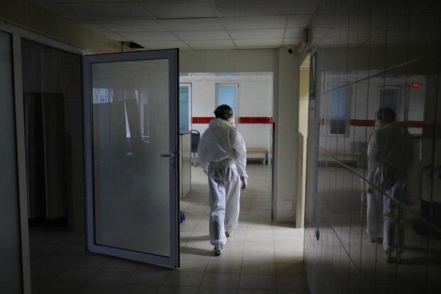 В лікарні, фото Львів