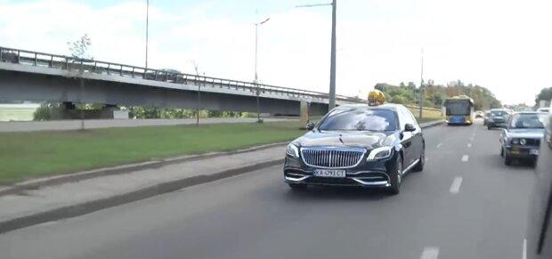 Найдорожче таксі в Україні, фото джедаї