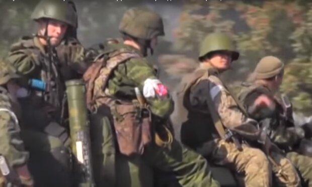 на Донбассе, скриншот