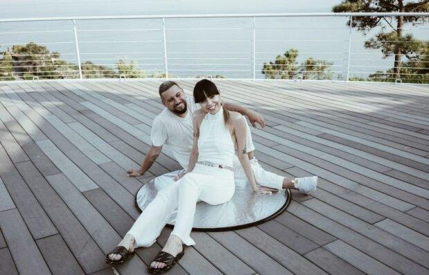 Надя Дорофєєва і Монатік, фото з Instagram