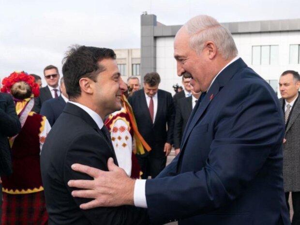 Лукашенко и Зеленский, фото UKR.net