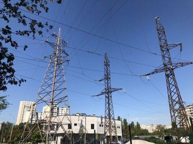 энергетика, вышки, тарифы, электроэнергия \ фото Знай.UA