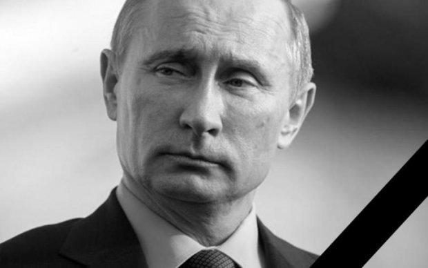 Як помре Володимир Путін: під час сексу, від хвороби або від найманого вбивці