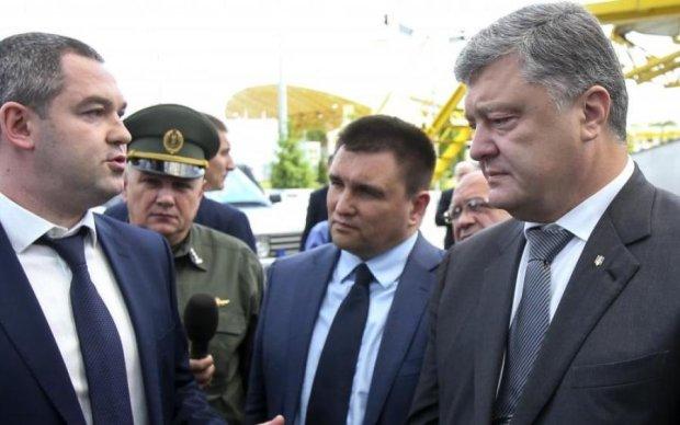 Бывший глава администрации Ющенко обрушился с критикой на Порошенко