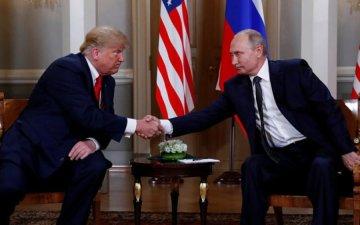 """Трамп та Путін """"закрили"""" питання Криму"""