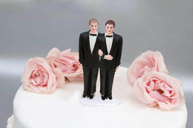 Глоба вступив до гей-шлюбу в США