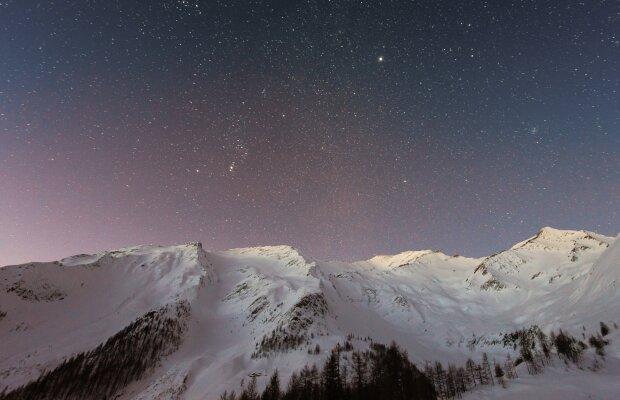 звездное небо, фото Pxhere