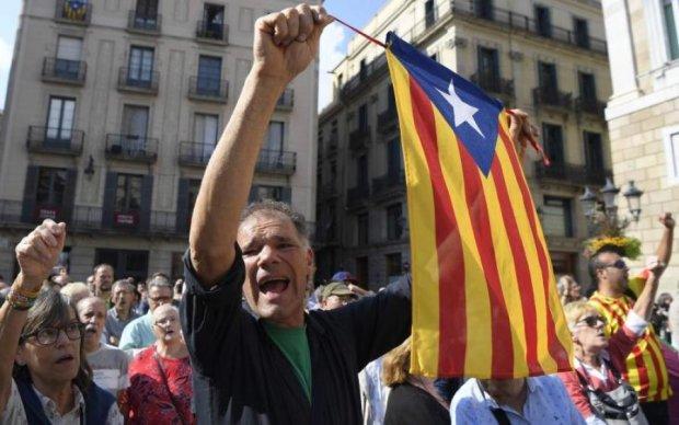 Каталонский сепаратист повысил градус противостояния