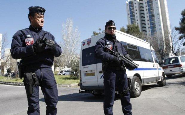 Два авто протаранили жителей очередного европейского города