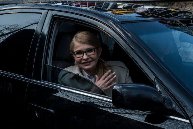 Тимошенко ответила на предложение Зеленского стать арбитром дебатов