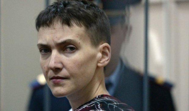 Минюст РФ допускает экстрадицию Савченко в Украину