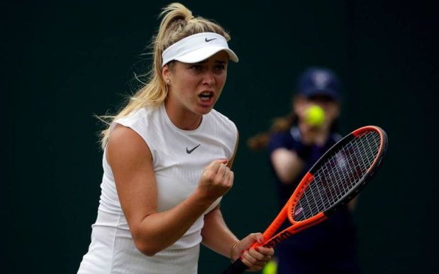 Лучшая теннисистка Украины поразила упругими мышцами