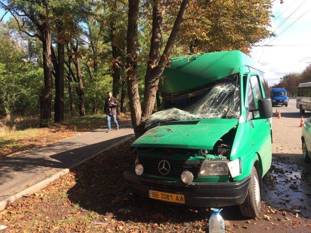 Кровавое ДТП в Кривом Роге: много пострадавших, первые кадры трагедии