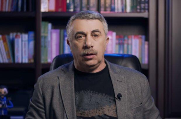 Доктор Комаровський, фото YouTube
