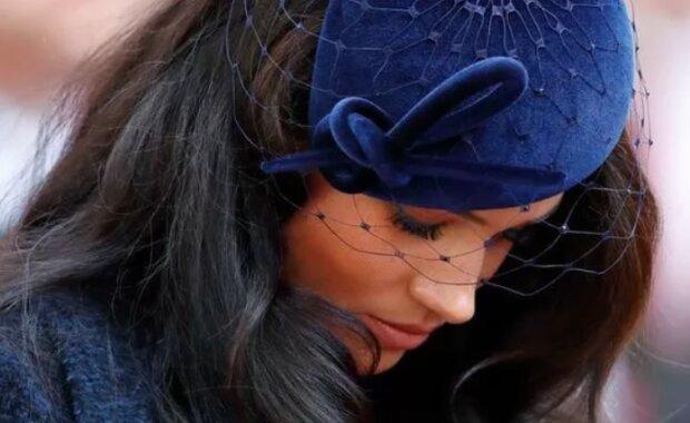 Меган Маркл поддалась эмоциям (Источник - Express.co.uk)