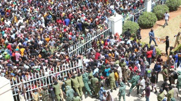 похорон президента Танзанії, фото The Citizen, NMG